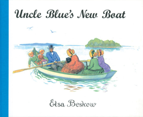 Uncle Blue's New Boat