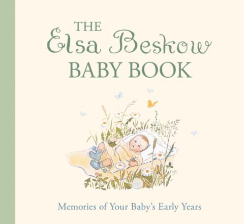 The Elsa Beskow Baby Book