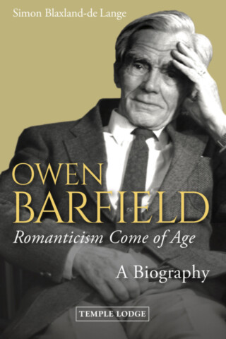 Owen Barfield, Romanticism Come of Age
