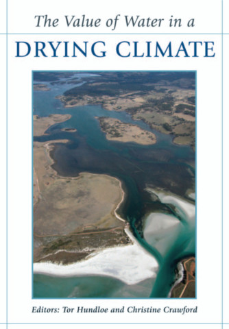 The Value of Water in a Drying Climate