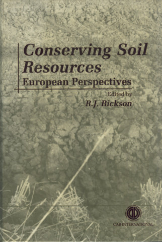 Conserving Soil Resources
