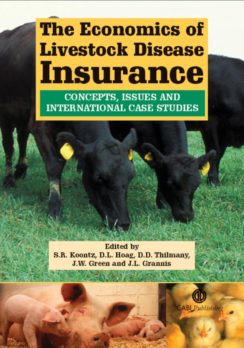 The Economics of Livestock Disease Insurance