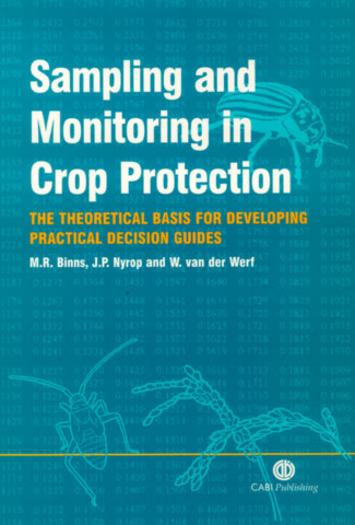 Sampling and Monitoring in Crop Protection