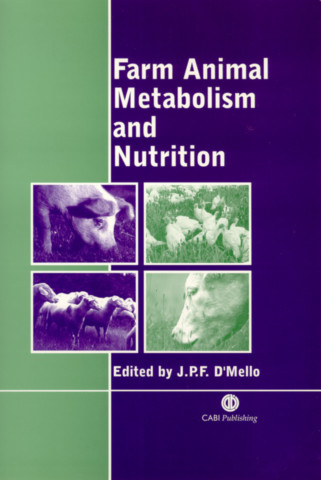 Farm Animal Metabolism and Nutrition