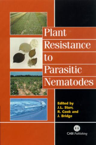 Plant Resistance to Parasitic Nematodes