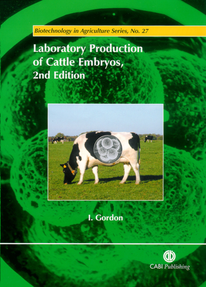 Laboratory Production of Cattle Embryos