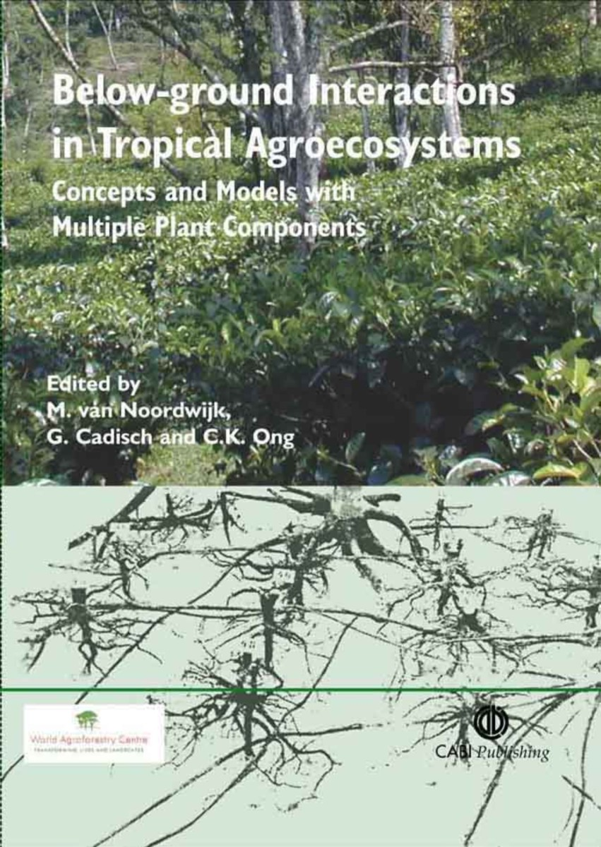 Below-ground Interactions in Tropical Agroecosystems