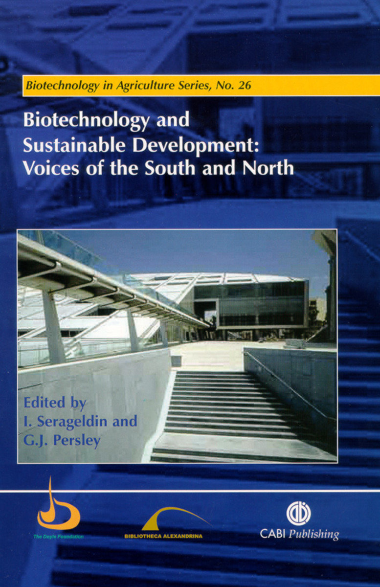 Biotechnology and Sustainable Development