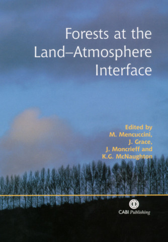 Forests at the Land–Atmosphere Interface
