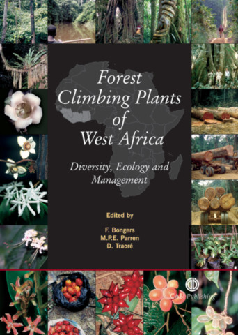 Forest Climbing Plants of West Africa