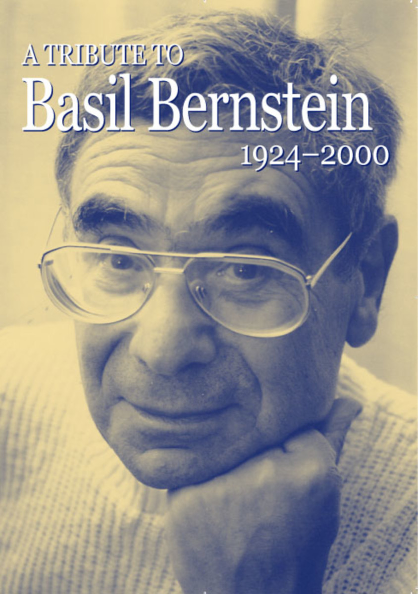 A Tribute to Basil Bernstein 1924-2000