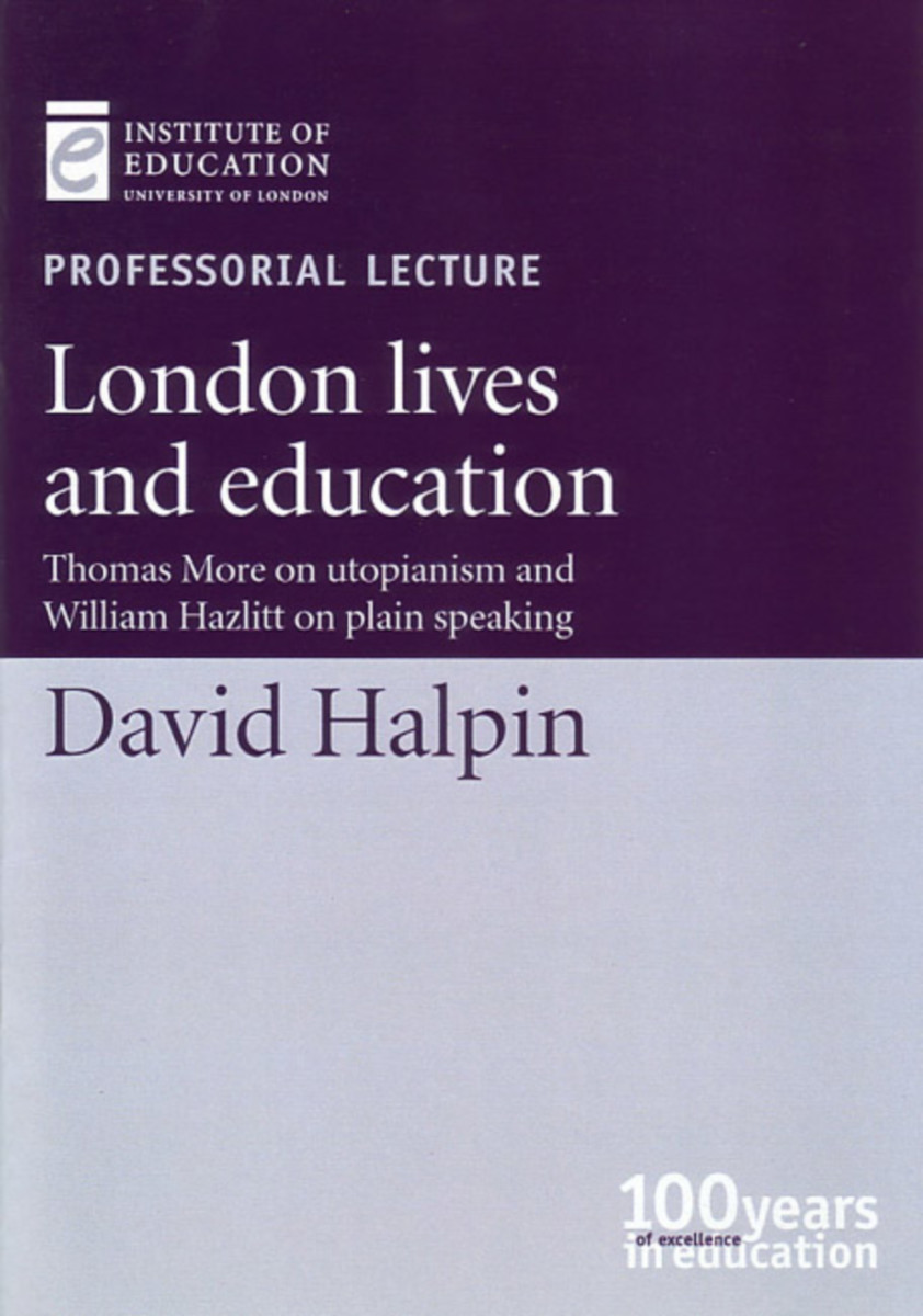 London Lives and Education