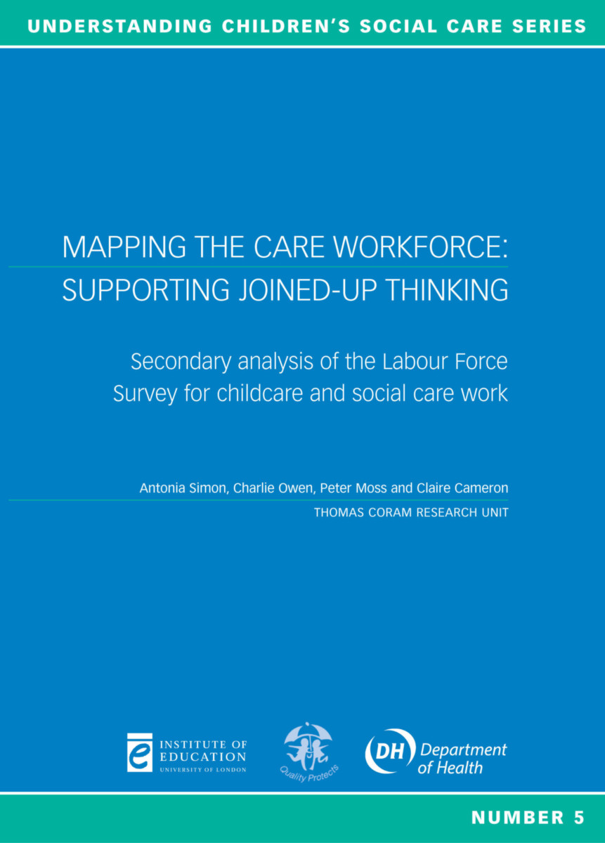 Mapping the Care Workforce