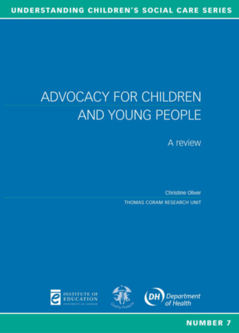 Advocacy for Children and Young People