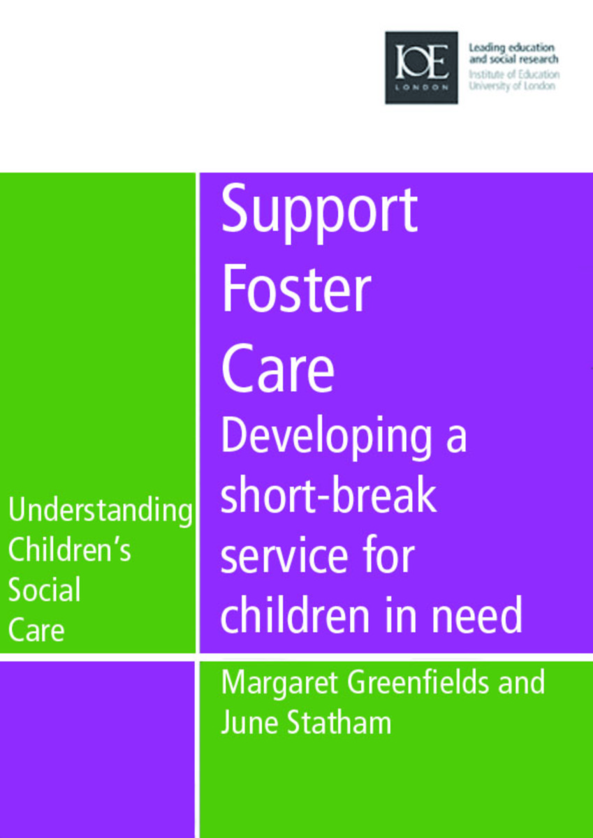 Support Foster Care