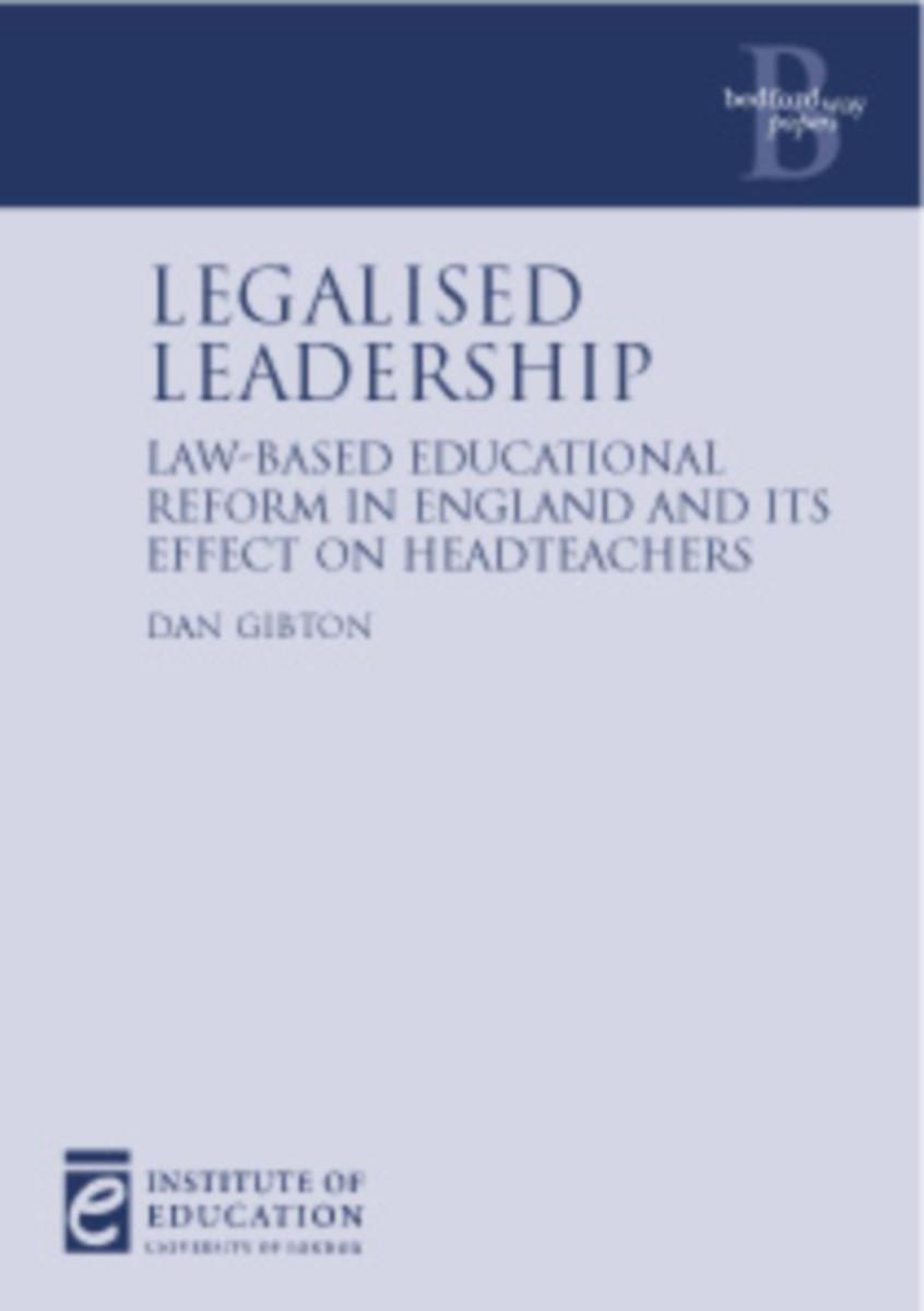 Legalised Leadership