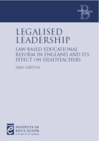 Legalised Leadership