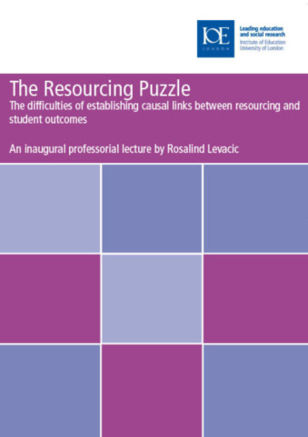 The Resourcing Puzzle