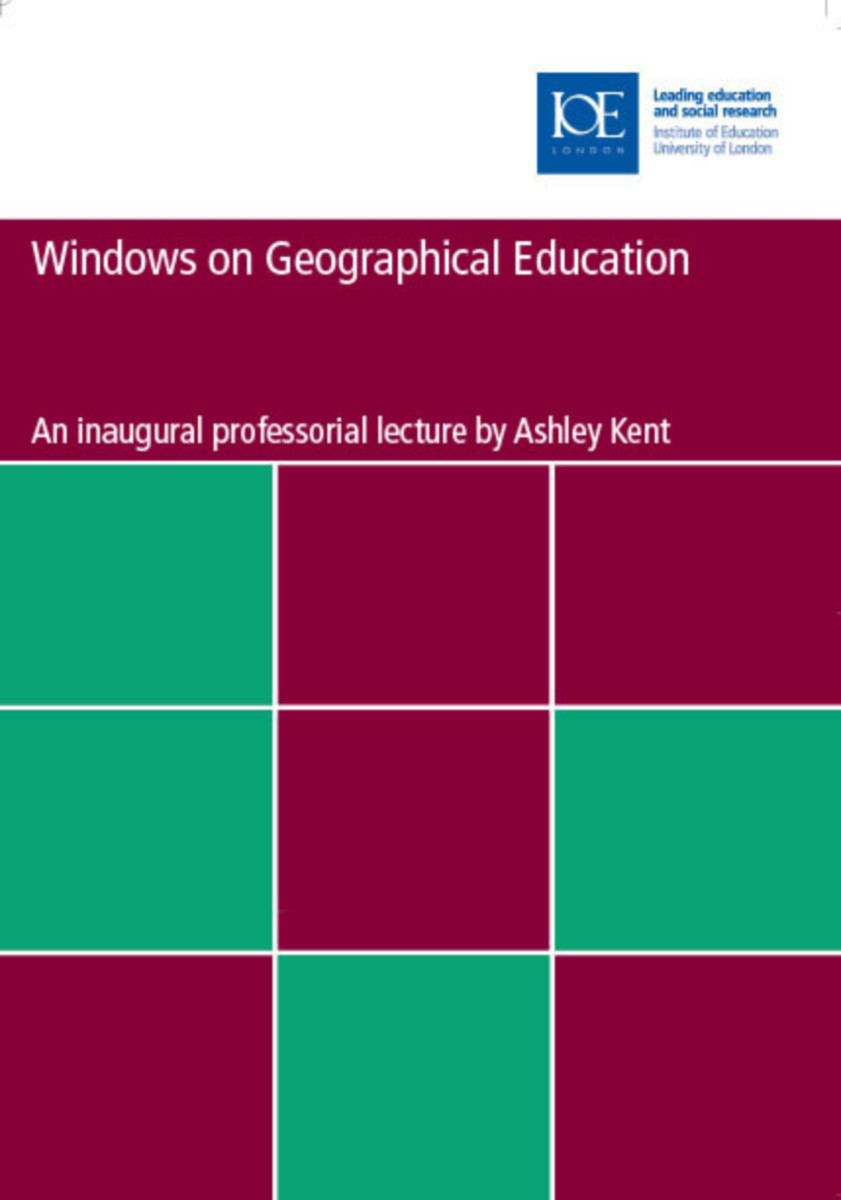 Windows on Geographical Education