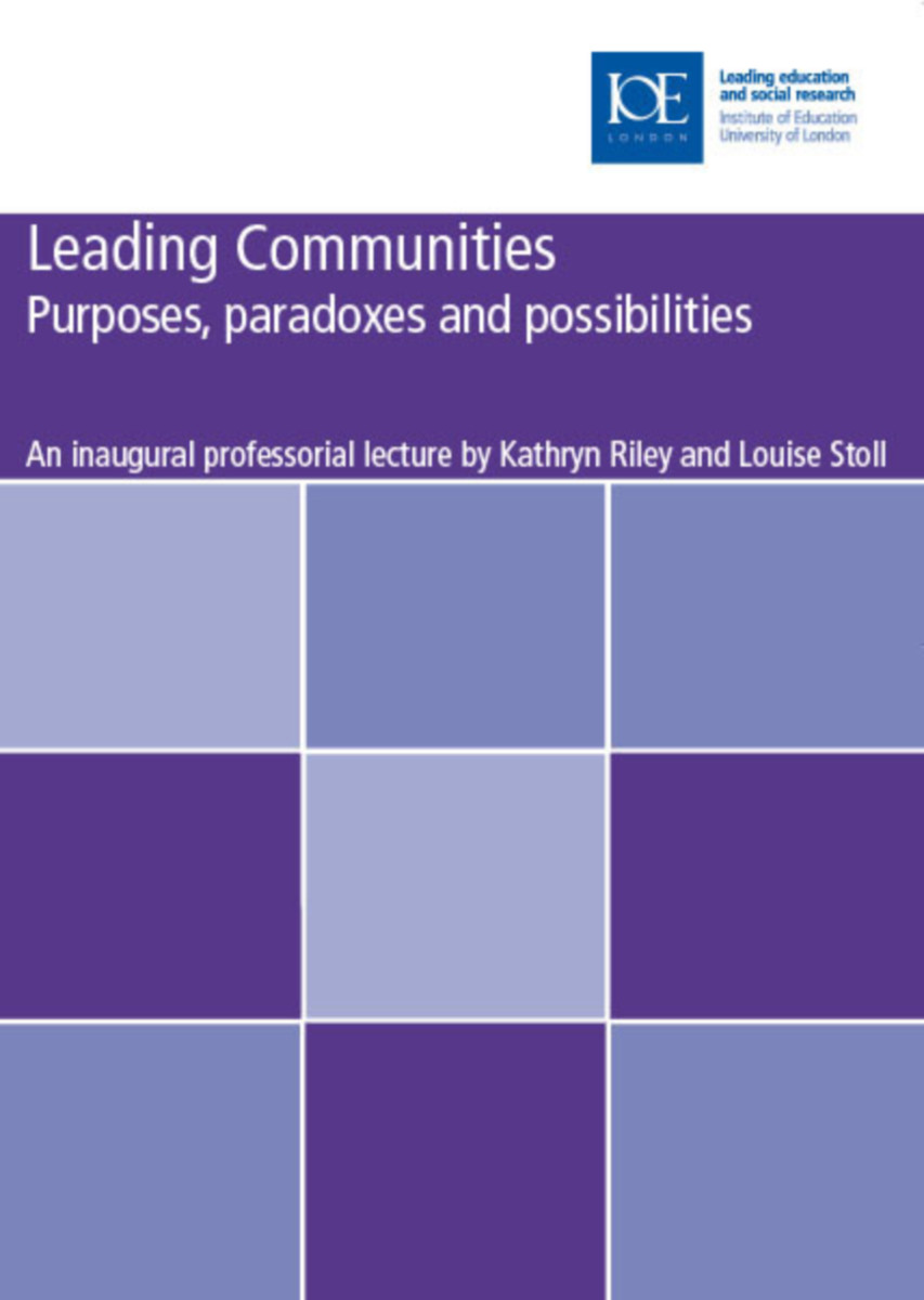 Leading Communities