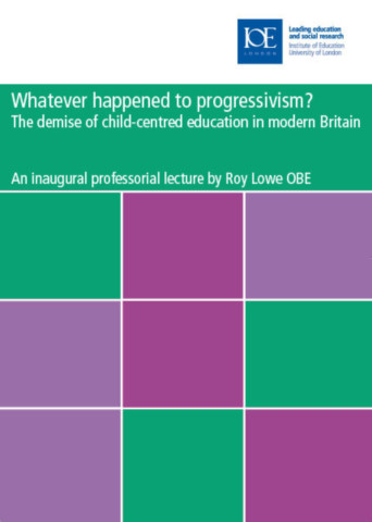 Whatever Happened to Progressivism?