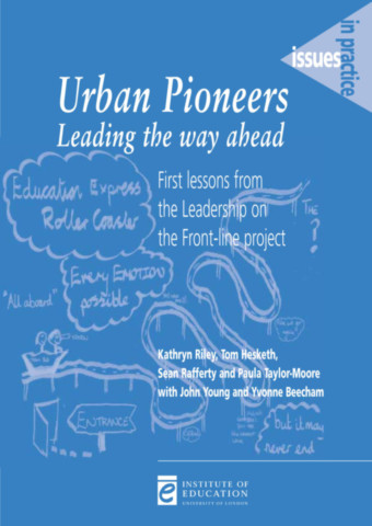 Urban Pioneers, Leading the Way Ahead