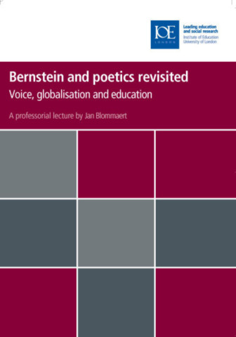 Bernstein and Poetics Revisited