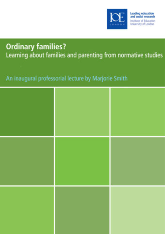Ordinary Families?