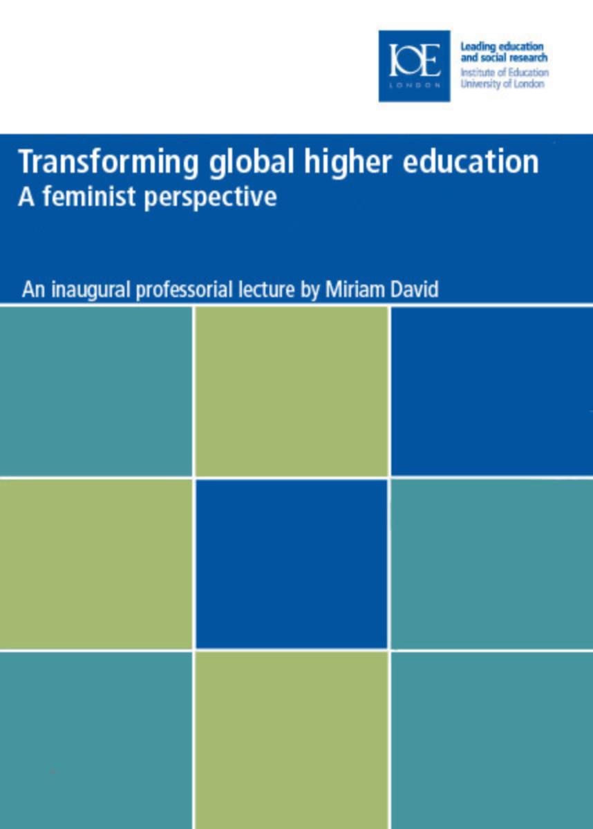 Transforming Global Higher Education