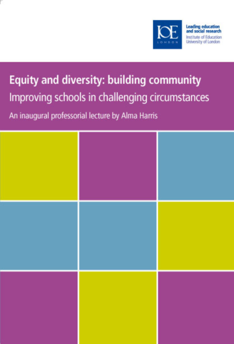 Equity and Diversity