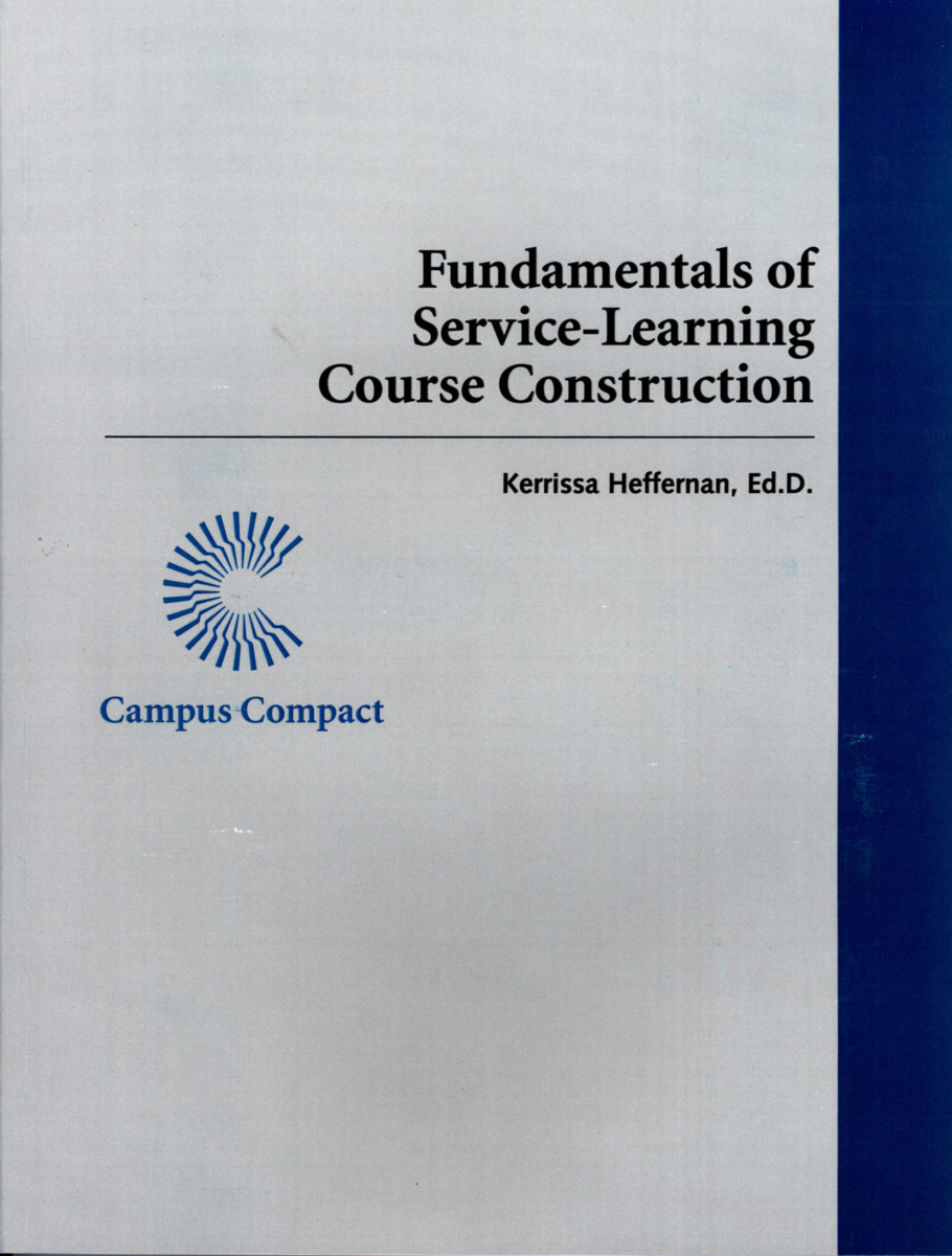 Fundamentals of Service-Learning Course Construction