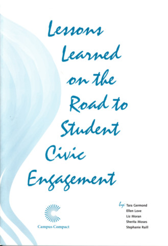 Lessons Learned on the Road to Student Civic Engagement