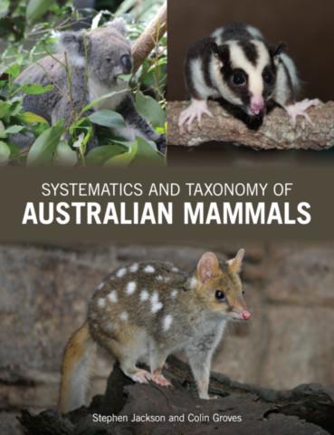 Taxonomy of Australian Mammals