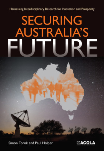 Securing Australia's Future