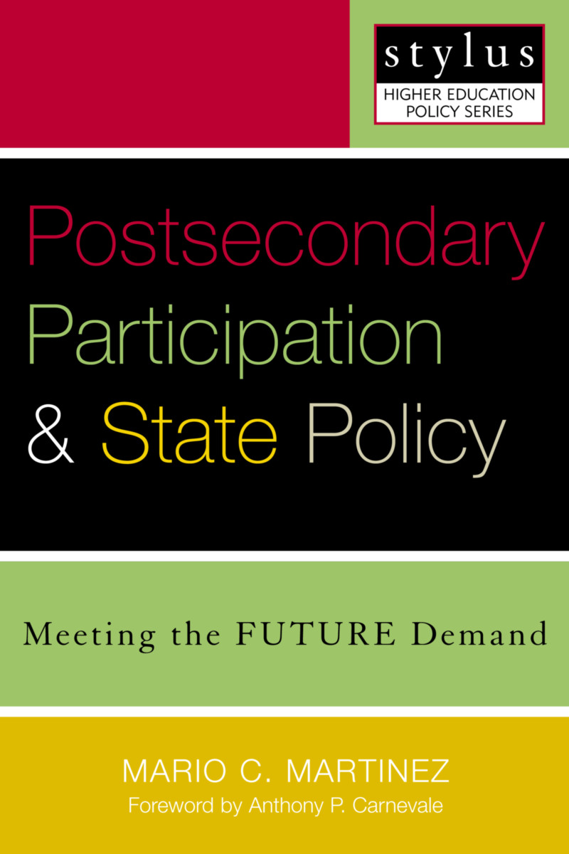 Postsecondary Participation and State Policy