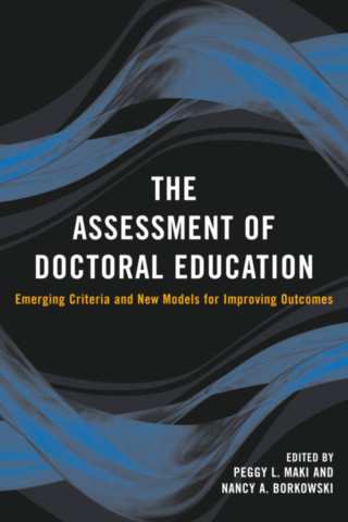 The Assessment of Doctoral Education