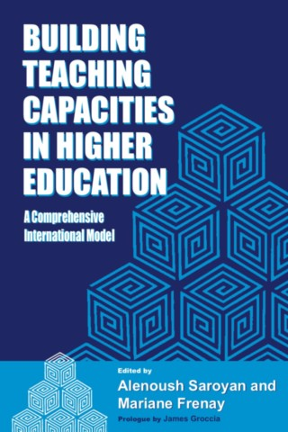 Building Teaching Capacities in Higher Education