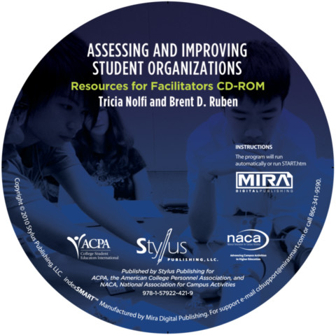 Assessing and Improving Student Organizations