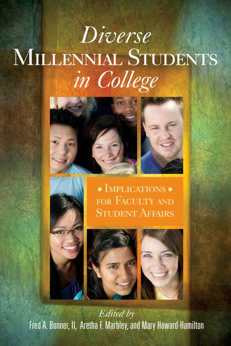 Diverse Millennial Students in College