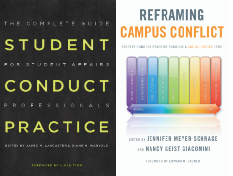 Reframing Campus Conflict/Student Conduct Practice  Paperback Set