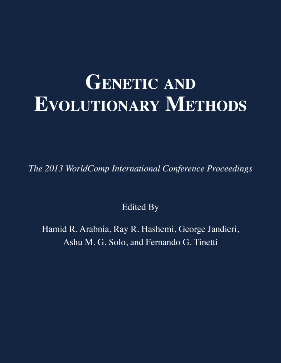 Genetic and Evolutionary Methods