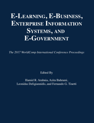 e-Learning, e-Business, Enterprise Information Systems, and e-Government