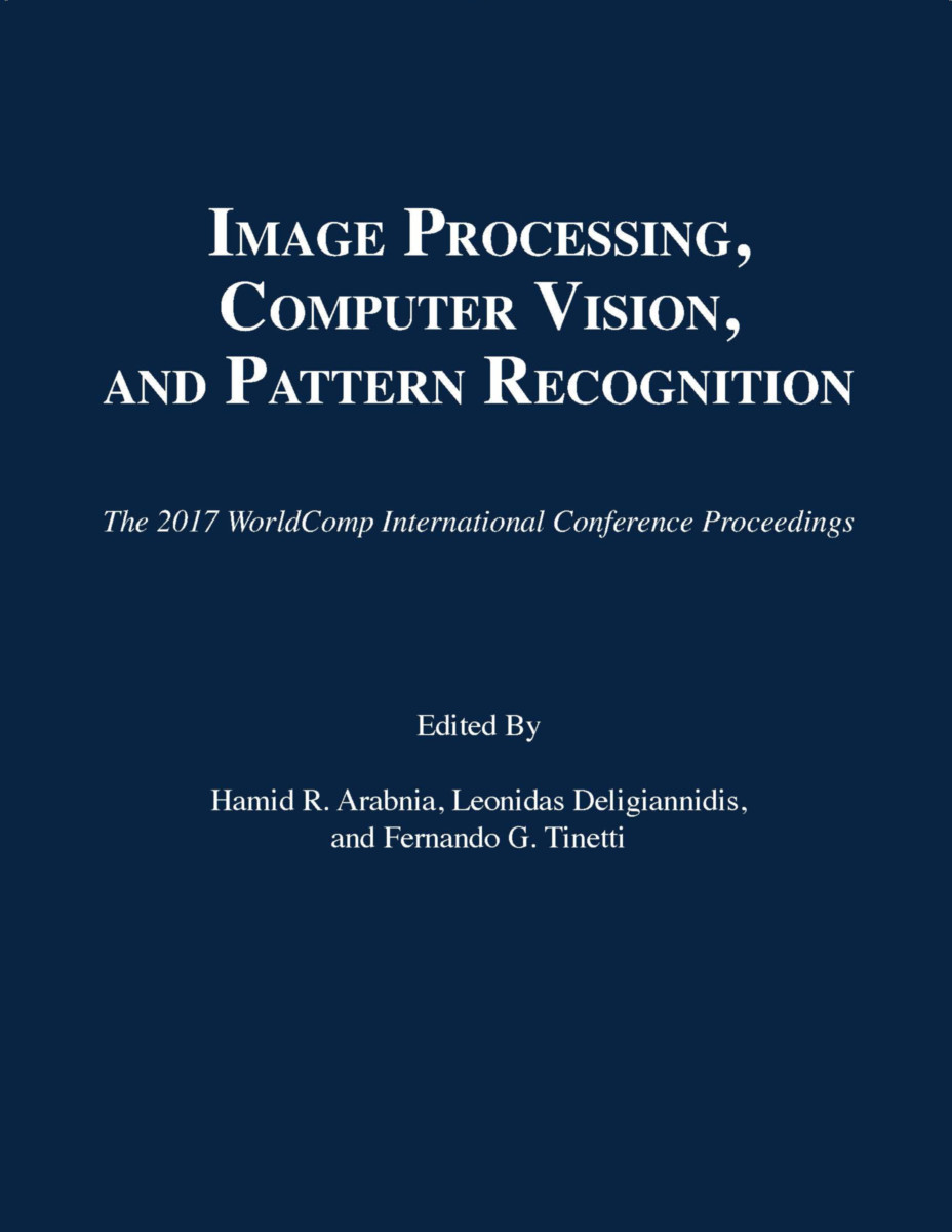 Image Processing, Computer Vision, and Pattern Recognition