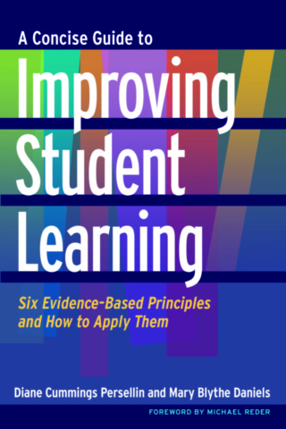 A Concise Guide to Improving Student Learning