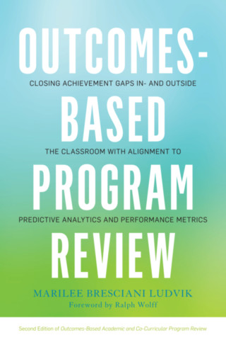 Outcomes-Based Program Review