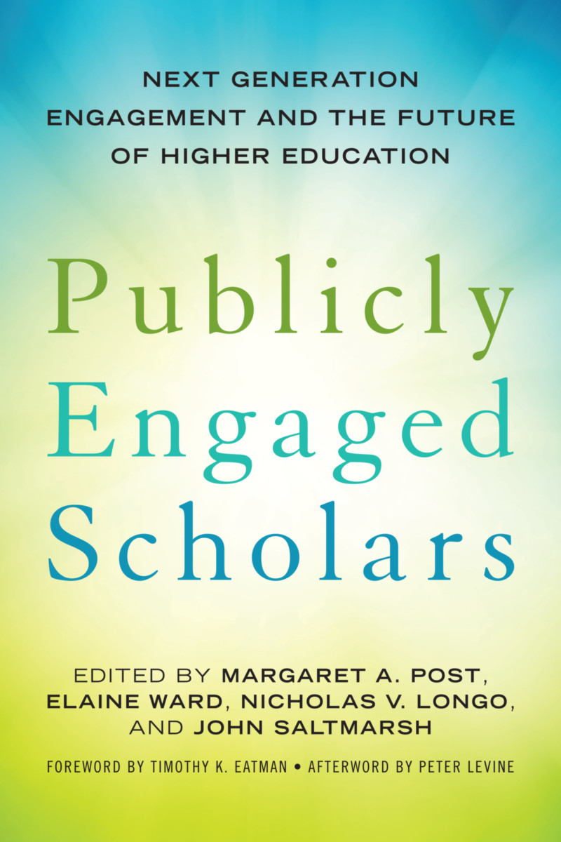 Publicly Engaged Scholars