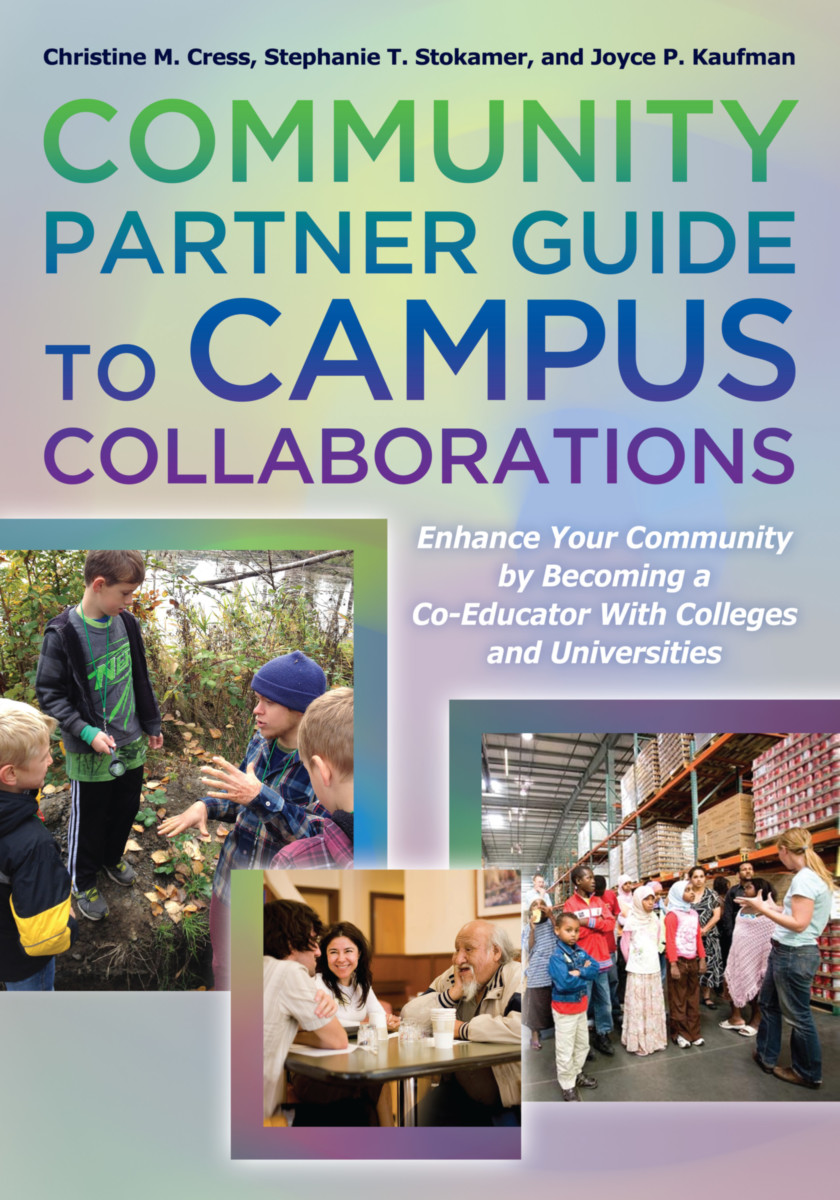Community Partner Guide to Campus Collaborations Set