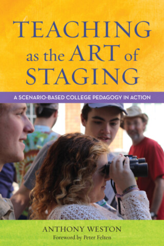 Teaching as the Art of Staging