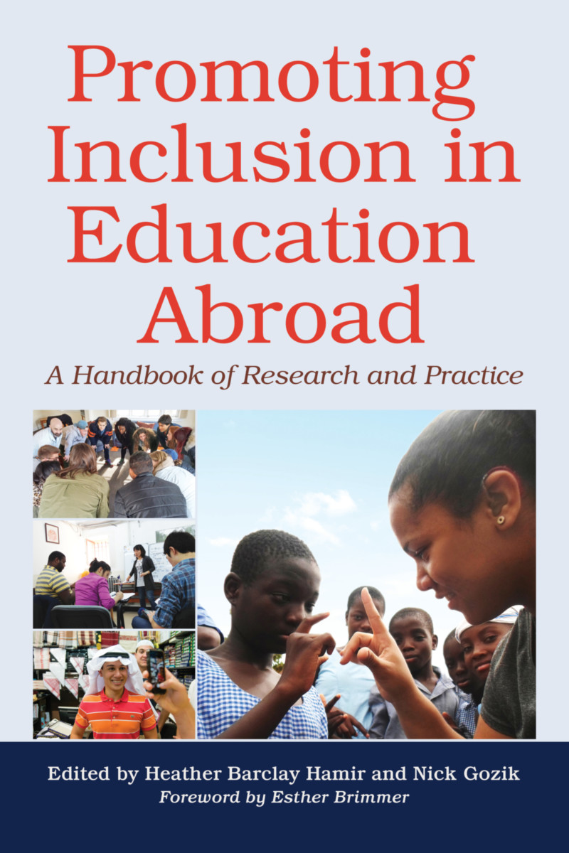 Promoting Inclusion in Education Abroad