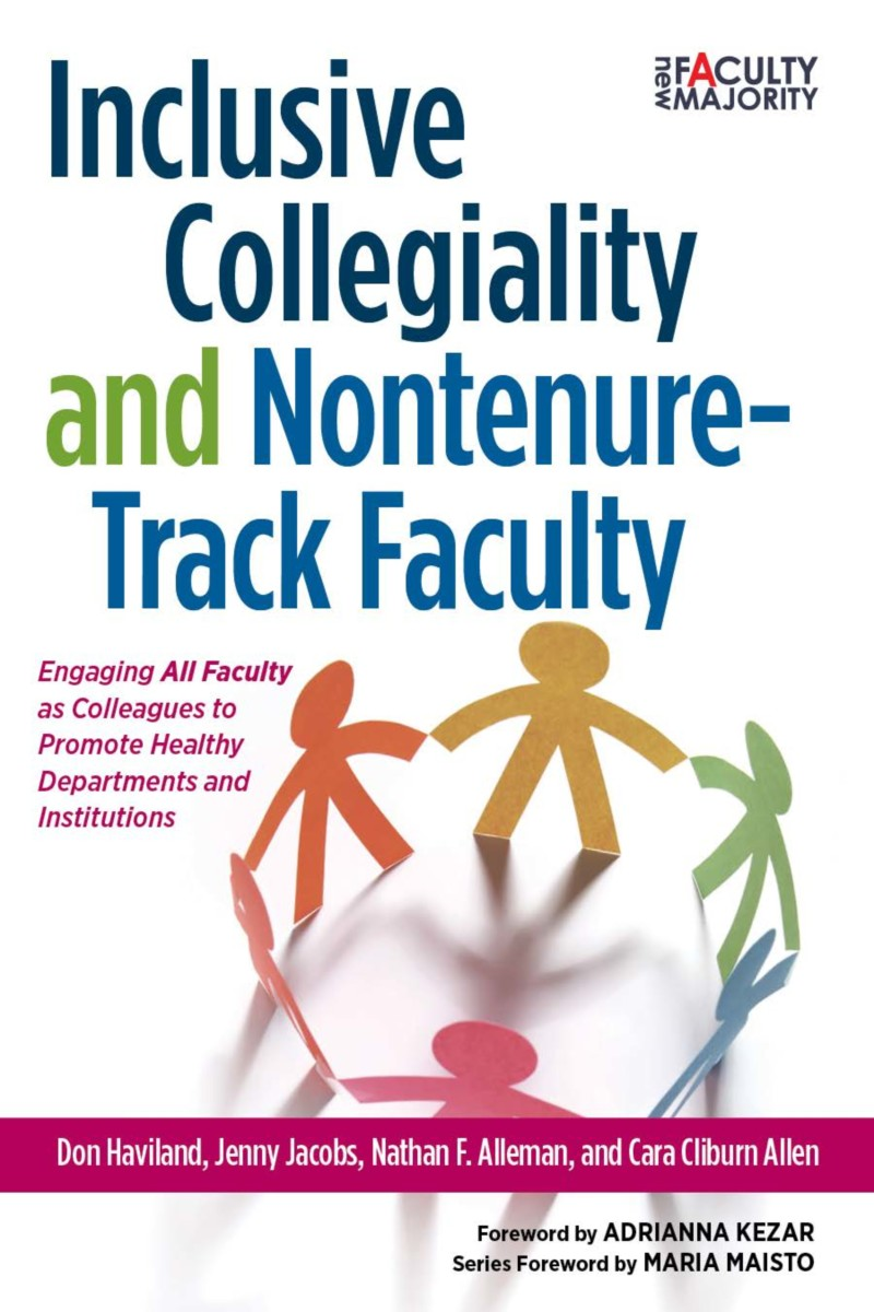 Inclusive Collegiality and Nontenure-Track Faculty